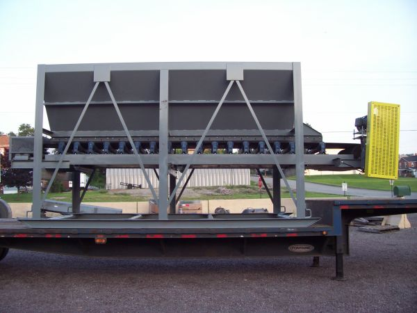 8 x 16 Feed hopper w 36 belt 4