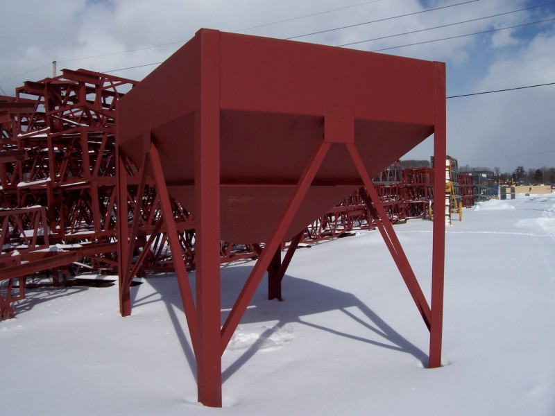 8x12 stand alone hopper 2